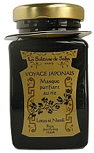 Parfumuri și produse cosmetice Mască de față - La Sultane De Saba Rice Powder Purifying Rice Mask