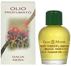 Parfumuri și produse cosmetice Ulei parfumat - Frais Monde Black Dahlia Perfume Oil
