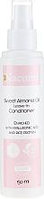 Parfumuri și produse cosmetice Balsam pentru păr - Nacomi No-Rinse With Sweet Almond & Hyaluronic Acid Conditioner
