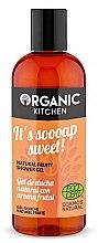 Parfumuri și produse cosmetice Gel de duș, cu aromă de fructe - Organic Shop Organic Kitchen