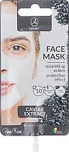Parfumuri și produse cosmetice Mască cu extract de cavizr pentru față - Lambre Caviar Extract Face Mask