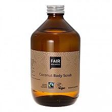 "Parfumuri și produse cosmetice Scrub pentru corp ""Cocos"" - Fair Squared Body Scrub Coconut"