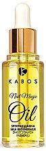 Parfumuri și produse cosmetice Ulei regenerant pentru unghii - Kabos Nail Magic Oil