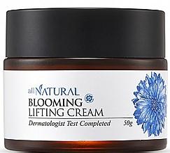 Parfumuri și produse cosmetice Cremă de față - All Natural Blooming Lifting Cream