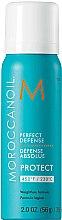 Parfumuri și produse cosmetice Spray de protecție termică pentru păr - MoroccanOil Hairspray Ideal Protect