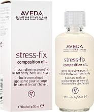 Parfumuri și produse cosmetice Ulei de baie - Aveda Stress Fix Composition Oil