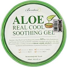 Parfumuri și produse cosmetice Gel universal calmant cu aloe 93% - Benton Aloe Real Cool Soothing Gel
