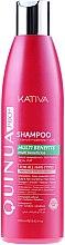 Parfumuri și produse cosmetice Șampon pentru păr vopsit - Kativa Quinua PRO Shampoo