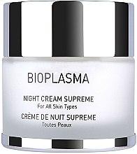 Cremă nutritivă de noapte - Gigi Bioplasma Night Cream Supreme — Imagine N2