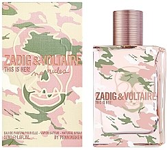 Parfumuri și produse cosmetice Zadig & Voltaire This is Her! No Rules Capsule Collection 2019 - Apă de parfum