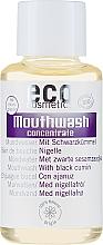 Apă de gură Bio concentrată cu Salvie și Chimen negru - Eco Cosmetics Mouthwash — Imagine N1
