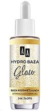 Parfumuri și produse cosmetice Bază de machiaj - AA Hydro Baza Glow