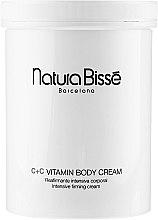 Cremă de corp cu vitamine - Natura Bisse C+C Vitamin Body Cream — Imagine N4