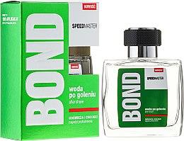 Parfumuri și produse cosmetice Loțiune după ras - Bond Speedmaster After Shave Lotion