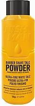 Parfumuri și produse cosmetice Pudră de talc pentru piele - Nishman Barber Shave Talc