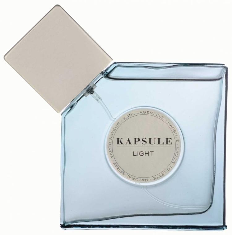 Karl Lagerfeld Kapsule Light - Apă de toaletă — Imagine N3