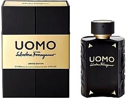 Parfumuri și produse cosmetice Salvatore Ferragamo Uomo Limited Edition - Apă de toaletă