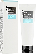 Parfumuri și produse cosmetice Gel-mască de față - Coxir Ultra Hyaluronic Gel Mask Pack