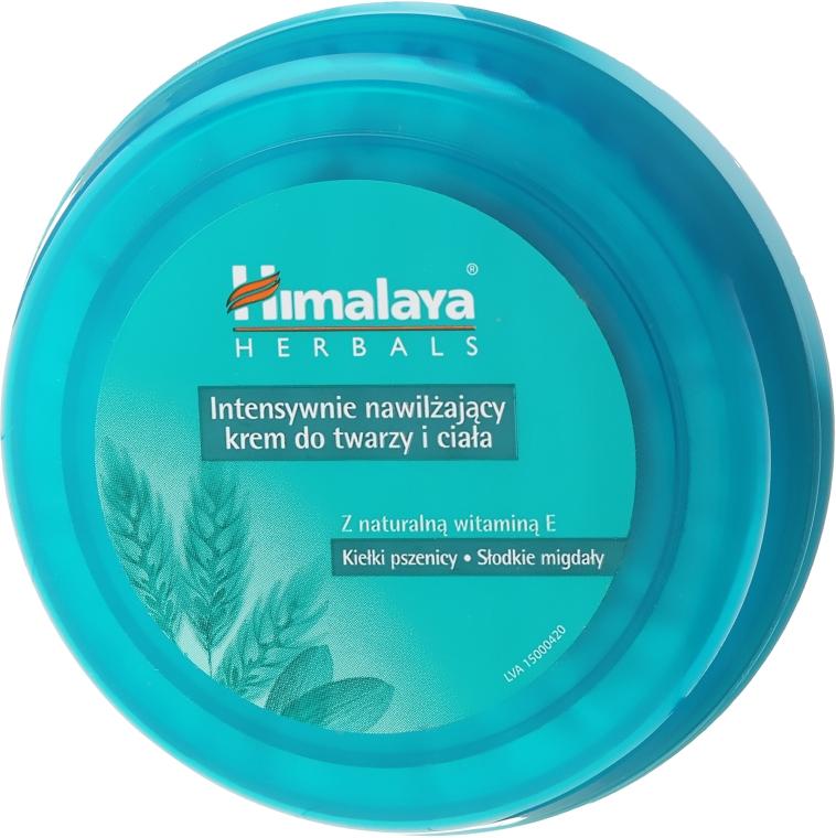 Cremă intensiv hidratantă - Himalaya Herbals Intensive Moisturizing Cream