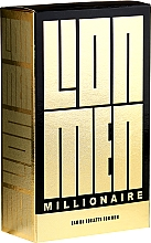 Parfumuri și produse cosmetice Vittorio Bellucci Lion Men Millionaire - Apă de toaletă