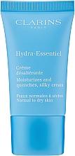 Parfumuri și produse cosmetice Cremă hidratantă pentru piele normală și uscată - Clarins Hydra-Essentiel Normal to Dry Skin Cream