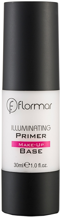 Bază pentru make-up - Flormar Illuminating Primer Base — Imagine N1
