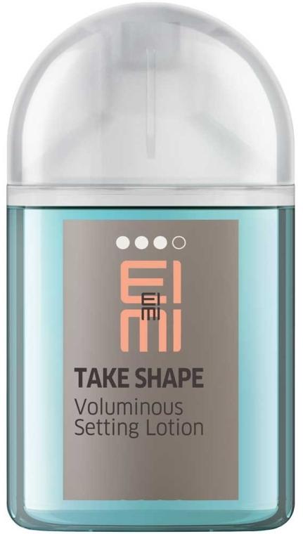 Loțiune pentru styling - Wella Professionals EIMI Take Shape Lotion — Imagine N1