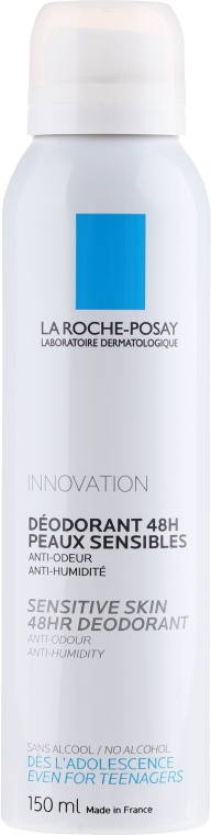 Deodorant - La Roche-Posay Physiological Deodorant Spray — Imagine N1