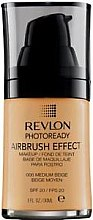 Fond de ten - Revlon Photoready Airbrush Effect Foundation — Imagine N2