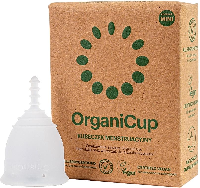 Cupa menstruală, mini - OrganiCup