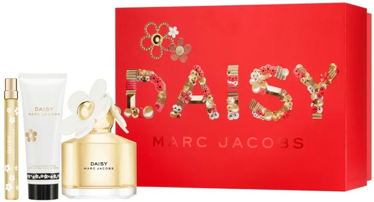 Marc Jacobs Daisy - Set (edt/100ml + edt/10ml + b/lot/75ml) — Imagine N1