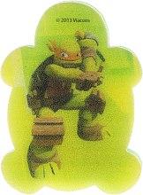 Parfumuri și produse cosmetice Burete de baie pentru copii Michelangelo 1 - Suavipiel Turtles Bath Sponge