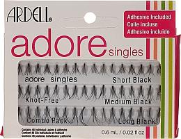 Parfumuri și produse cosmetice Set de gene individuale - Ardell Adore Singles