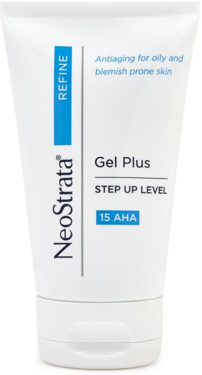 Gel pentru față - NeoStrata Gel Plus AHA 15 — Imagine N1