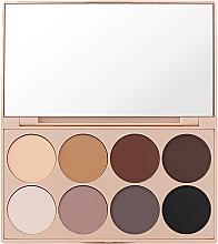 Parfumuri și produse cosmetice Paletă farduri de ochi, mate - Paese Mattlicious