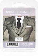 Parfumuri și produse cosmetice Ceară aromată - Kringle Candle Grey