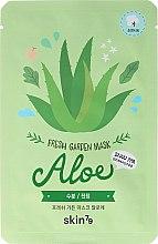 Parfumuri și produse cosmetice Masca folie de față - Skin79 Fresh Garden Mask Aloe