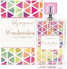 Parfumuri și produse cosmetice Lily and Grace Wondercolours - Apă de toaletă