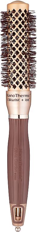 Brushing d 24 mm - Olivia Garden Nano Thermic ceramic + ion — Imagine N1
