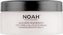 Parfumuri și produse cosmetice Mască cu ulei de aragan pentru păr - Noah