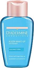 Parfumuri și produse cosmetice Demachiant pentru ochi - Diadermine Essentials Augen Make-Up Entferner