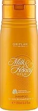 "Parfumuri și produse cosmetice Șampon ""Lapte și Miere"" - Oriflame Milk & Honey Gold Shampoo"
