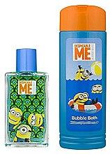 Parfumuri și produse cosmetice Corsair Despicable me - Set (edt/75ml+sh/gel/150ml)