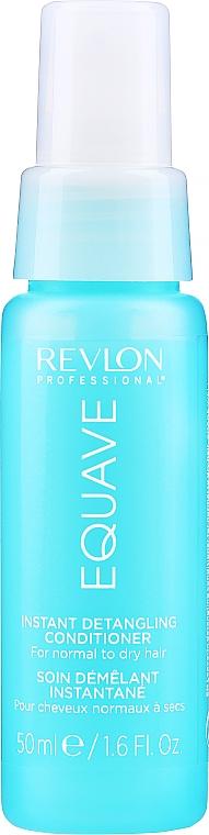 Balsam de păr - Revlon Professional Equave Nutritive Detangling Conditioner — Imagine N3