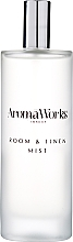 "Parfumuri și produse cosmetice Odorizant de aer ""Lemongrass și Bergamotă"" - AromaWorks Light Range Room Mist"