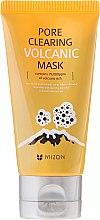 Parfumuri și produse cosmetice Mască cu cenușă vulcanică pentru curățarea adâncă a porilor - Mizon Pore Clearing Volcanic Mask