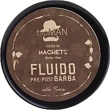Parfumuri și produse cosmetice Fluid pre și post bărbierit - BioBotanic BioMAN Pre/After Shave Fluid