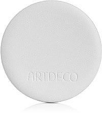 Parfumuri și produse cosmetice Burete pentru pudră - Artdeco Powder Puff For Compact Powder Round