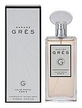 Parfumuri și produse cosmetice Gres Madame Gres - Apă de parfum