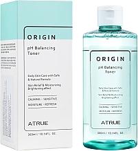 Parfumuri și produse cosmetice Toner hipoalergenic pentru față - A-True Origin pH Balancing Toner